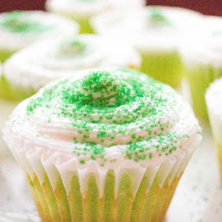 Light Key Lime Cupcakes With Yoplait Greek 100 Whips Icing
