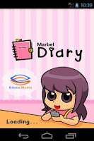 Screenshot of Marbel Diary