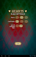 Screenshot of Hearts Free