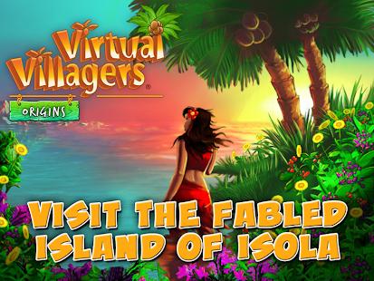 Download virtual villagers origins apk download android for Vv origins 2 artisanat