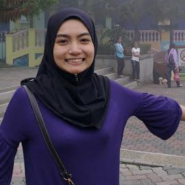 jilboob at its best by Johari Hasan - People Body Parts ( breast, sexy, malay, malaysia, hijab )