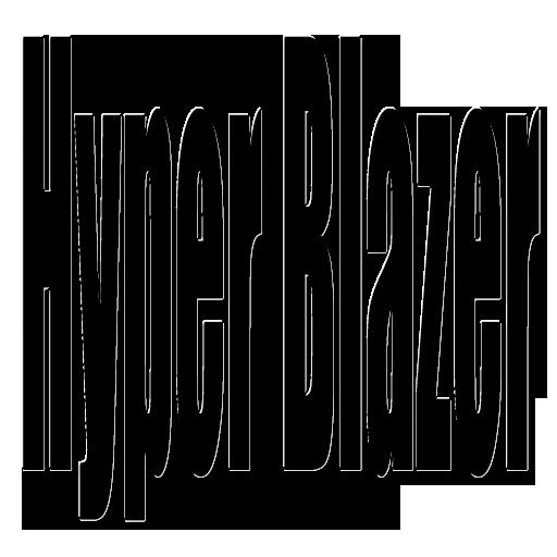 Hyper Blazer LOGO-APP點子