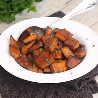 Balsamic Sweet Potatoes Recipes