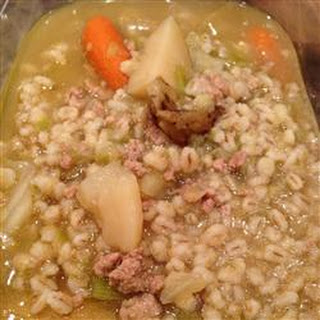 Healthy Ground Turkey Soup Recipes