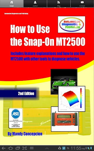How to Use the Snap-On MT2500