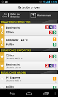 Screenshot of Metrovalencia