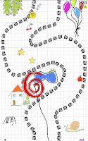 Screenshot of Scribble Racer:Fun Simple Game