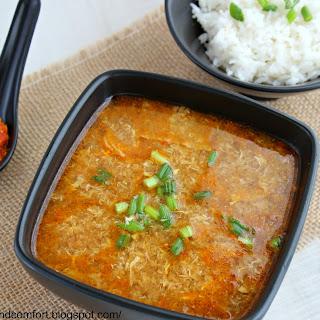 Thai Hot Sour Soup Recipes