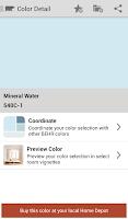 Screenshot of ColorSmart by BEHR® Mobile