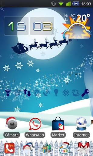 GO啟動 EX聖誕主題