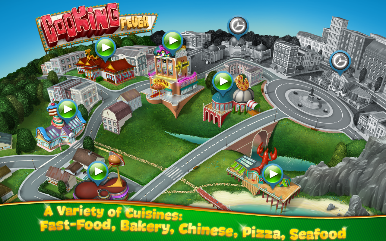 Cooking Fever Screenshot 7