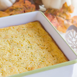 Easy Corn Souffle