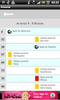 Screenshot of Arsenal - Latest News & Scores