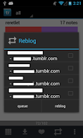 Screenshot of Tumblrunning - Tumblr