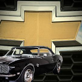 1968 Camaro by James  Adkins - Transportation Automobiles (  )