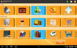 Screenshot of Learn Korean 6000 Words