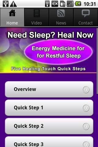 Need Sleep Heal Now