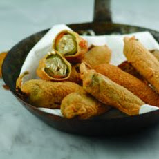 Jalapeños Stuffed with Cashews & Coconut