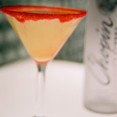 Chopin Harvest Martini