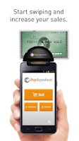 Screenshot of PayAnywhere Credit Card Reader