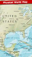 Screenshot of World Map 2015