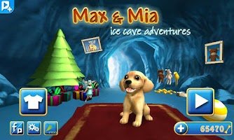 Screenshot of Max & Mia