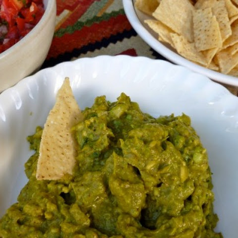 Weight Watchers Homemade Guacamole