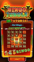 Screenshot of Bingo Jungle