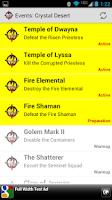 Screenshot of GW2 Event Tracker