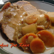 Perfect Pork Pot Roast