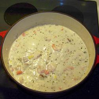 Low Calorie Seafood Chowder Recipes