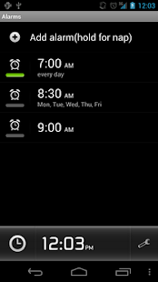 Alarm Clock Plus★ Screenshot
