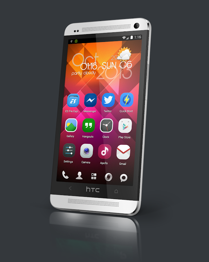 MOND ICON PACK Screenshot 1