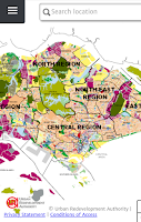 Screenshot of Master Plan 2014 – Singapore