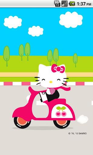 Hello Kitty Live Wallpaper 3
