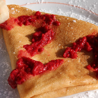 Whole Wheat Crêpes