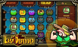 Screenshot of Last_Defender