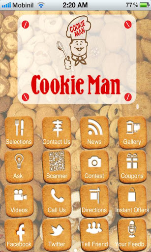 Cookie Man Egypt