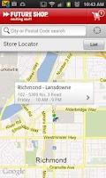 Screenshot of Future Shop