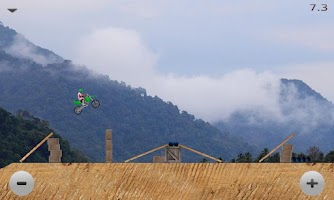 Screenshot of Motocross Masters