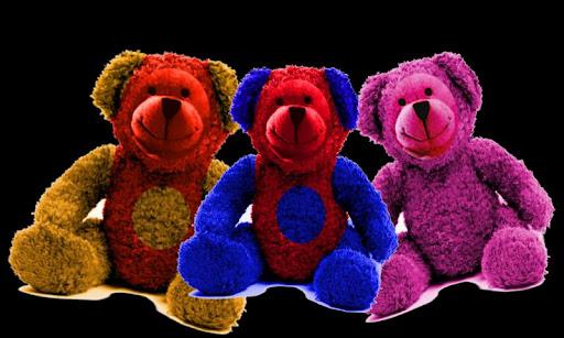 Kids Teddy Puzzles