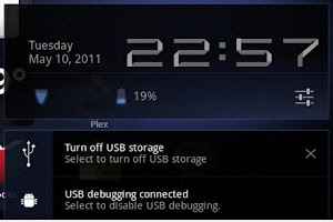 Screenshot of USB Mass Storage Watcher