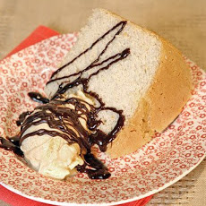 Brown-Sugar Angel Food Cake
