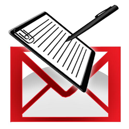 メール de アンケート 生產應用 App LOGO-硬是要APP