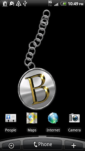 B Gold Medallion