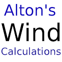 Alton's Wind Calculations icon