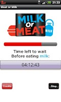 Screenshot of Milk or Meat - The Kosher App