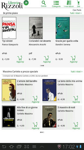 ebook LibreriaRizzoli.it