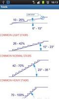 Screenshot of Stairs Tools