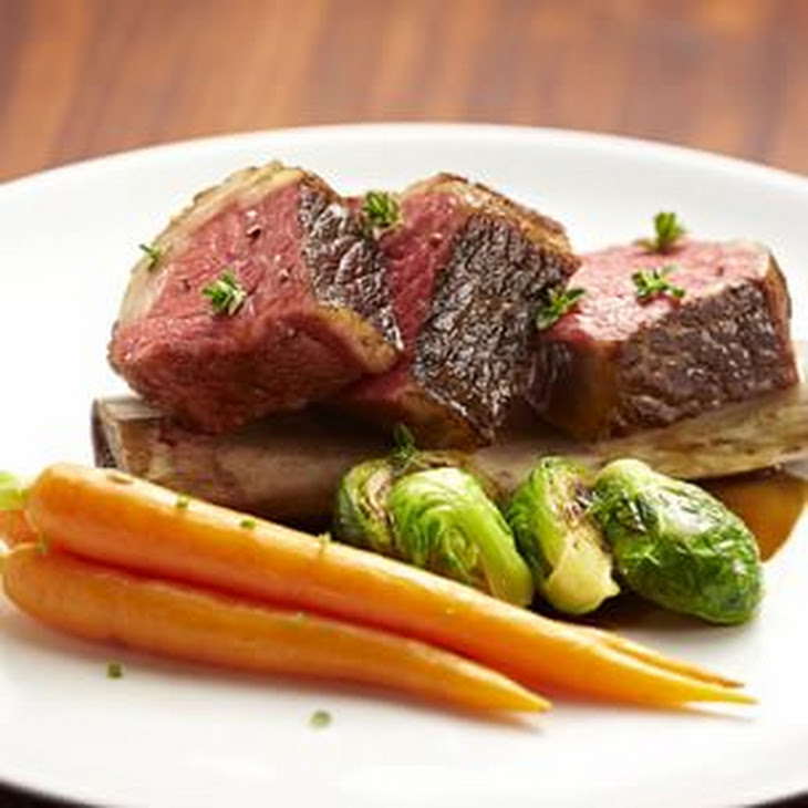 Beef Short Ribs with Cumin-Butter Carrots Recipe | Yummly